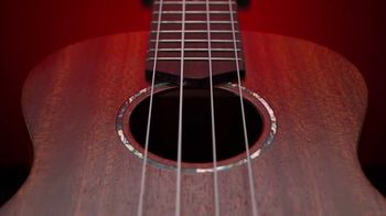 Guitar Center TV Spot, 'Holidays: Ukulele and Gig Bag' Song by Anderson .Paak - Thumbnail 2