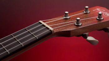 Guitar Center TV Spot, 'Holidays: Ukulele and Gig Bag' Song by Anderson .Paak - Thumbnail 3