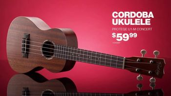 Guitar Center TV Spot, 'Holidays: Ukulele and Gig Bag' Song by Anderson .Paak - Thumbnail 5