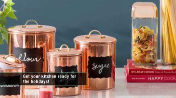 Wayfair TV Spot, 'Holiday Cookware'