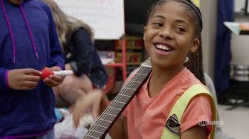 U.S. Bank TV Spot, 'Music Is Key' Featuring Eric Paslay