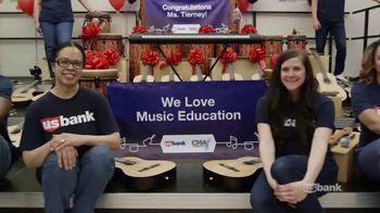 U.S. Bank TV Spot, 'Music Is Key' Featuring Eric Paslay - Thumbnail 9