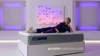 Purple Mattress TV Spot, 'Greatest Scientific Marvel Since John Stamos: Free Pillow' - Thumbnail 2
