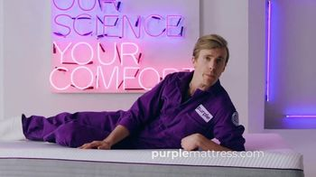 Purple Mattress TV Spot, 'Greatest Scientific Marvel Since John Stamos: Free Pillow'