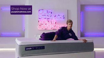 Purple Mattress TV Spot, 'Greatest Scientific Marvel Since John Stamos: Free Pillow' - Thumbnail 9