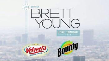 CMT On Tour TV Spot, 'Brett Young: Here Tonight Tour' - Thumbnail 10