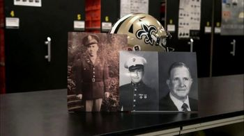 USAA TV Spot, 'Salute to Service: NFL Decals' - Thumbnail 3