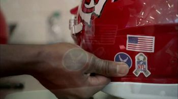 USAA TV Spot, 'Salute to Service: NFL Decals' - Thumbnail 5