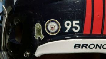 USAA TV Spot, 'Salute to Service: NFL Decals' - Thumbnail 6