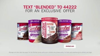 SlimFast Advanced Smoothies TV Spot, 'Blend It Up Your Way' - Thumbnail 9