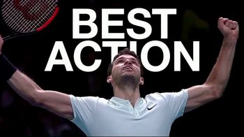 Tennis Channel Plus TV Spot, 'The Year's Best Action' - 122 commercial airings