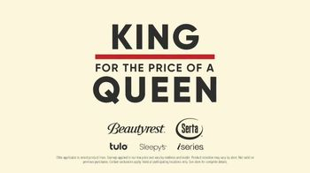 Mattress Firm TV Spot, 'Most Popular Sale: Dropped the Price' - Thumbnail 3