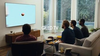Samsung Black Friday Offers TV Spot, 'QLED TV: Cheering on the Inside' - Thumbnail 5