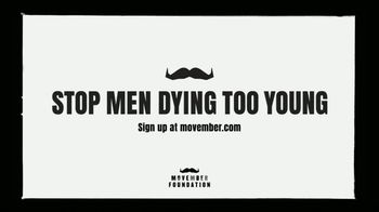 Movember Foundation TV Spot, 'Stop Men Dying Too Young: More Time' - Thumbnail 10