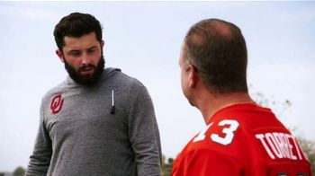 Nissan TV Spot, 'Heisman House: First Check' Featuring Baker Mayfield, Gino Torretta [T1] - Thumbnail 6
