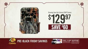 Bass Pro Shops Kickoff Sale TV Spot, 'Backpacks and Cameras' - Thumbnail 10