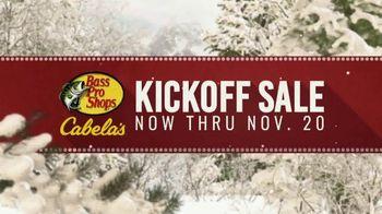 Bass Pro Shops Kickoff Sale TV Spot, 'Backpacks and Cameras' - Thumbnail 5