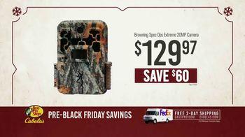 Bass Pro Shops Kickoff Sale TV Spot, 'Backpacks and Cameras' - Thumbnail 9