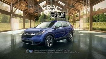 2018 Honda CR-V TV Spot, 'SUV of the Year' [T2] - Thumbnail 9