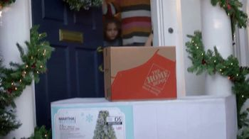 The Home Depot TV Spot, 'Holidays: Christmas Tree Special Buy' - Thumbnail 1