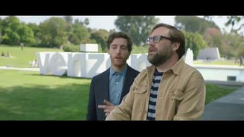 Verizon Unlimited TV Spot, 'Test' Featuring Thomas Middleditch