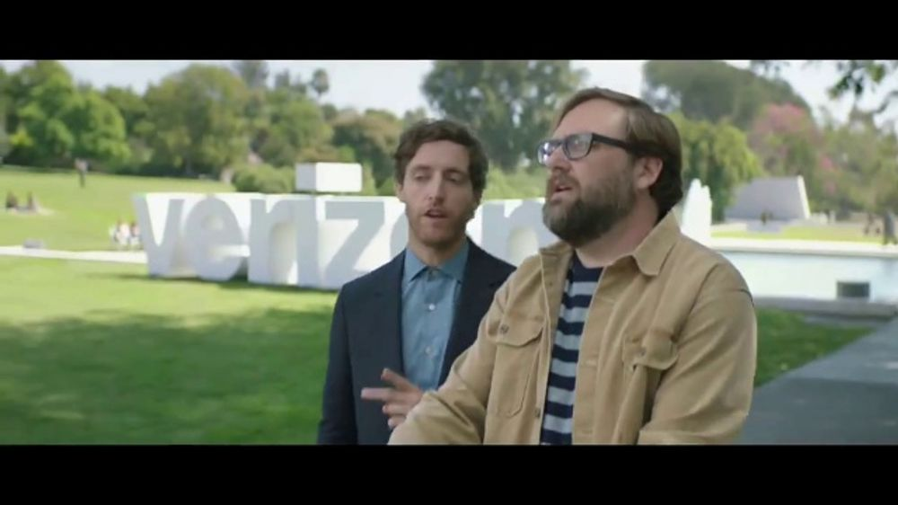 Verizon Unlimited TV Commercial, 'Test' Featuring Thomas Middleditch