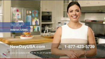 NewDay USA VA Home Loan TV Spot, 'Big One'