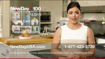 NewDay USA VA Home Loan TV Spot, 'Big One' - Thumbnail 8