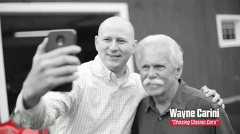 Metro Vac TV Spot, 'Selfie' Featuring Wayne Carini