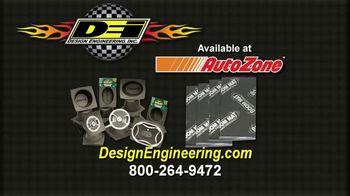 Design Engineering TV Spot, 'Acoustics' - Thumbnail 9