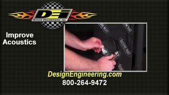 Design Engineering TV Spot, 'Acoustics' - Thumbnail 3