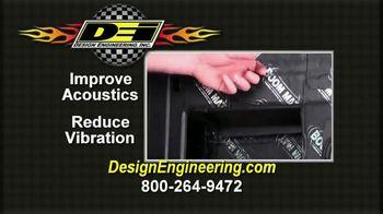 Design Engineering TV Spot, 'Acoustics' - Thumbnail 4