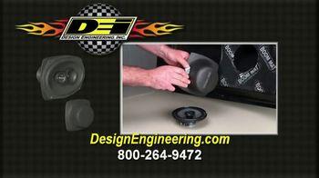 Design Engineering TV Spot, 'Acoustics' - Thumbnail 5