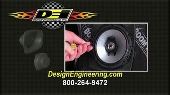 Design Engineering TV Spot, 'Acoustics' - Thumbnail 7