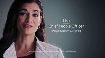 CareerBuilder.com TV Spot, 'Work Can Work: Lisa'
