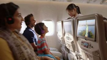 Emirates TV Spot, 'Fly Better Around the World' - Thumbnail 8
