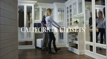 California Closets TV Spot, 'Showrooms'