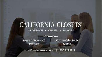 California Closets TV Spot, 'Showrooms' - Thumbnail 5