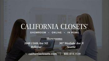 California Closets TV Spot, 'Showrooms' - Thumbnail 6