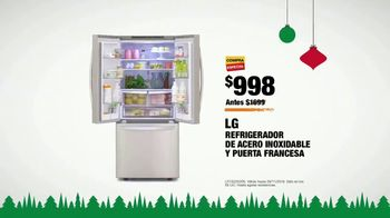 The Home Depot Black Friday Savings TV Spot, 'Refrigerador de LG'  [Spanish] - Thumbnail 9