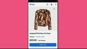 eBay TV Spot, 'eBay Gifts 2018: If it's Happening This Season' Song by Bonti - Thumbnail 9