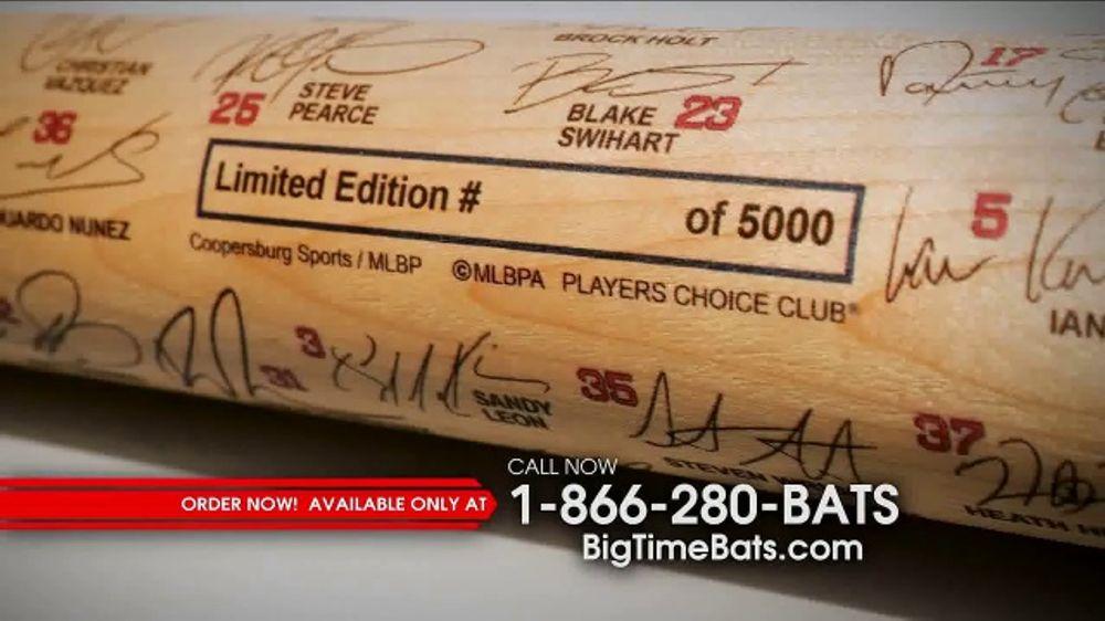 Big Time Bats TV Commercial, '2018 Boston Red Sox World Series Champions Bat'