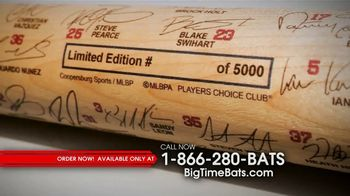 Big Time Bats TV Spot, '2018 Boston Red Sox World Series Champions Bat'