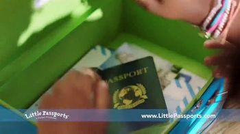 Little Passports TV Spot, 'Curiosity Has No Limits' - Thumbnail 3