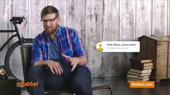 Babbel TV Spot, 'Today's the Day' - Thumbnail 4