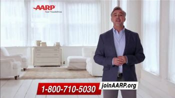 AARP Services, Inc. TV Spot, 'Membership Benefits'