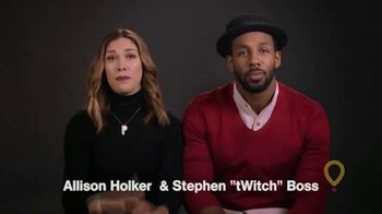 Children's Miracle Network Hospitals TV Spot, 'Best Care' Featuring Allison Holker & Stephen Boss - Thumbnail 2