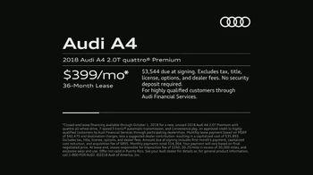 2018 Audi A4 TV Spot, 'Highly Intelligent' [T2] - Thumbnail 8