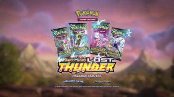 Pokemon TCG: Sun & Moon - Lost Thunder TV Spot, 'Bolt Into Action' - Thumbnail 9