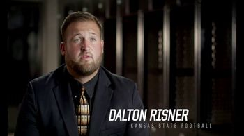 Big 12 Conference TV Spot, 'Dalton Risner'